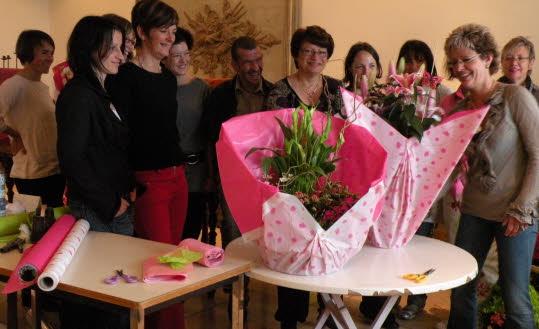 Emballage-fleuristes
