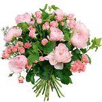 Interflora-rosée