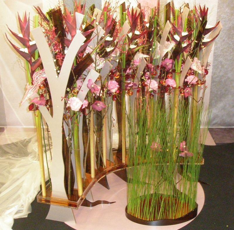 Gil Boyard fleurs d'Orient