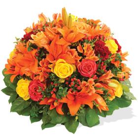 fleurir une tombe pour la toussaint le pouvoir des fleurs. Black Bedroom Furniture Sets. Home Design Ideas