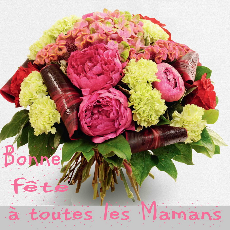 Bouquet De Fleurs Fete Des Meres