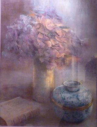faire s cher des fleurs d 39 hortensia le pouvoir des fleurs. Black Bedroom Furniture Sets. Home Design Ideas