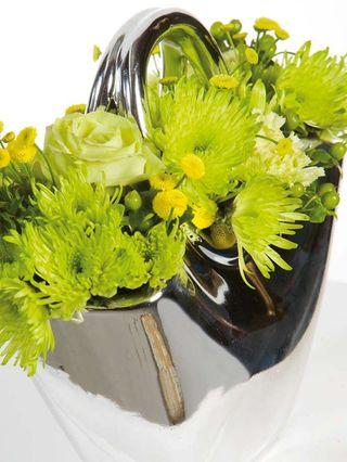 Chrysantheme-vert