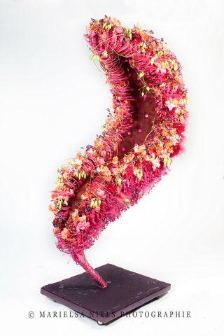 MOF fleuriste, Charline Pritscaloff