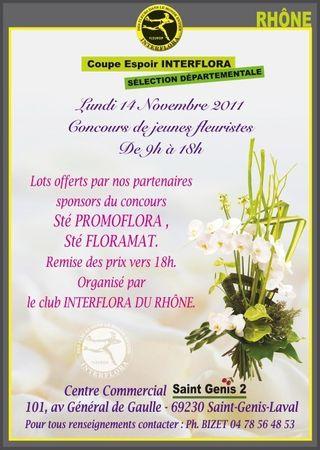 Coupe espoir du Rhône