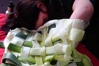 Robe légumes