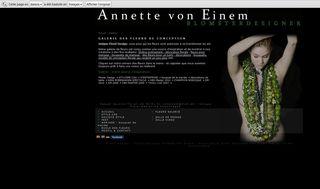 Annette von einem site