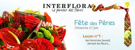 Interflora-fete des peres