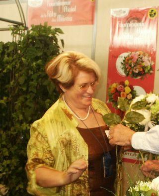 Josiane Coupry Interflora