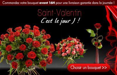 Interflora-St valentin