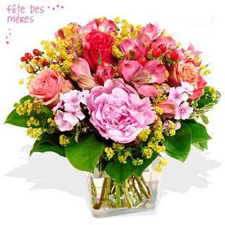 Interflora_fete_des_meres_bouquet_de_l'amour