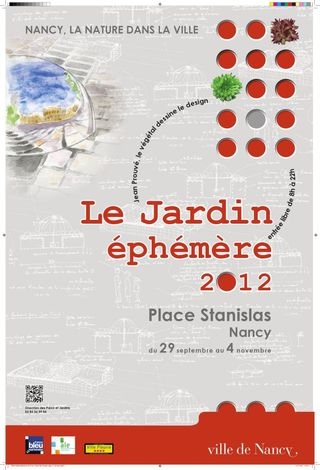 Jardins epehemeres 2012