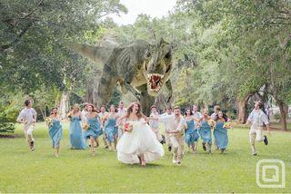Mariage-T-Rex