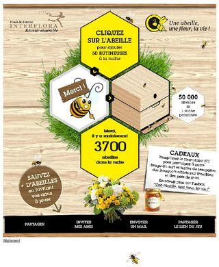 Interflora-fondation-abeilles