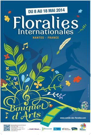 Floralies Nantes 2014