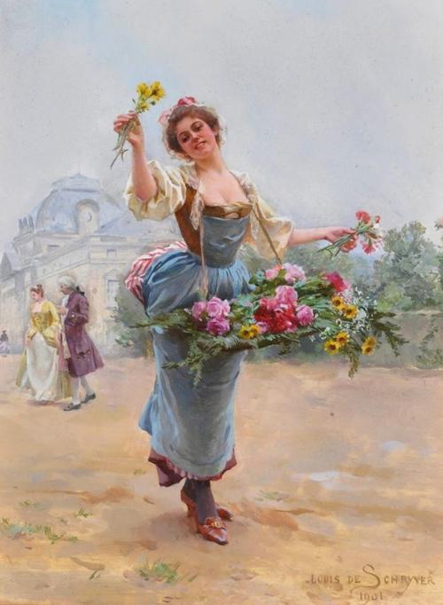 Marchande fleurs_01