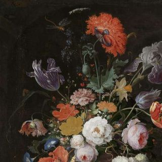 Fleurs- Abraham Mignon