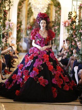 Fleurs Alta Moda  de Dolce & Gabbana