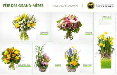Interflora grands meres affiche_02