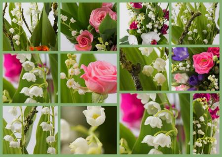 Interflora-Muguet 1er mai