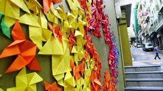 Artensia mademoiselle Maurice origami