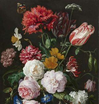 Fleurs Jean Davidsz de Heem
