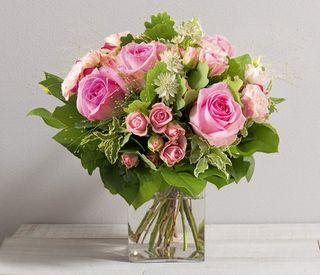 Interflora bouquet Rose