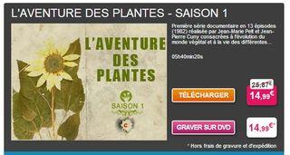 INA-aventure des plantes
