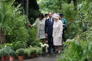 Reine Elisabeth Paris