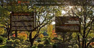 Le pouvoir des fleurs aventures botaniques for Le jardin zen beaumont monteux