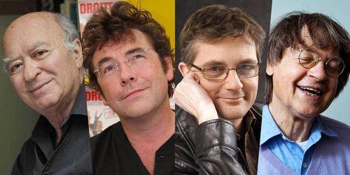 Wolinski,Tignous,Charb, cabu