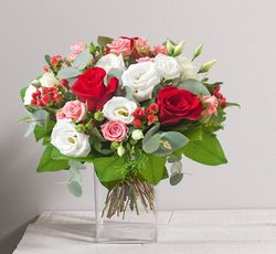 Interflora St valentin Fougue