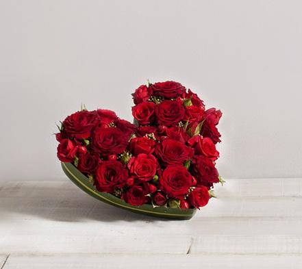 Interflora St valentin Cupidon