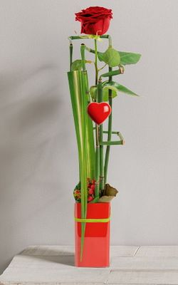 Interflora St valentin Only you