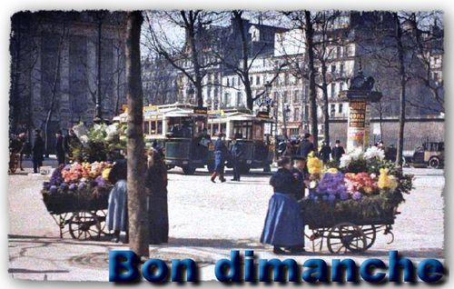 Dimanche-place-de-la-madeleine-leon-gimpel-mars-1914