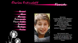 Charline Pritscaloff  site
