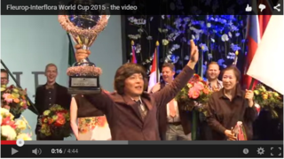 Worldcup interflora 2015