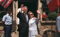 Pérouges Clinton