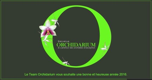Orchidarium site
