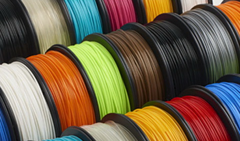 Imprimante 3D filaments