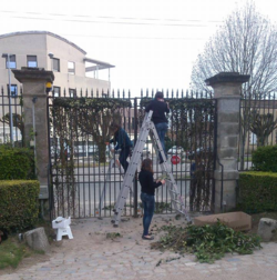 Chambre syndicale Vendée portail