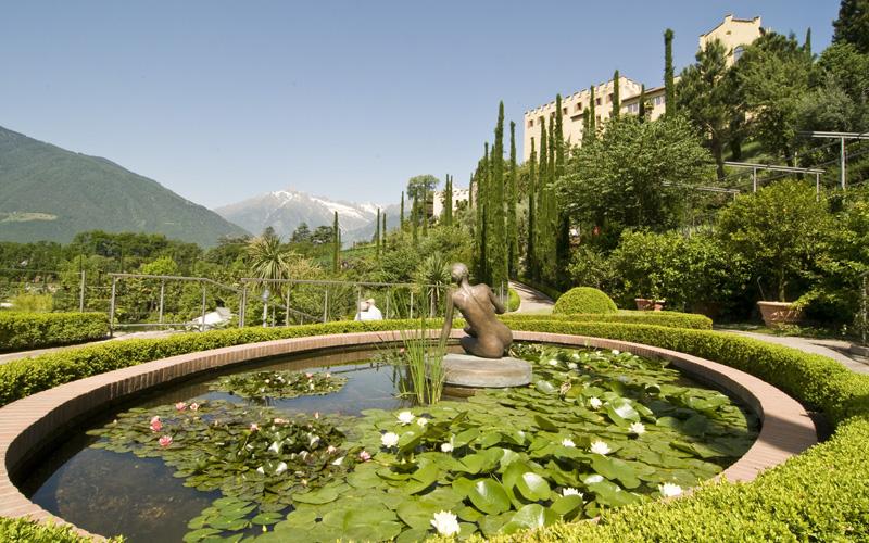 Jardin Italie eau