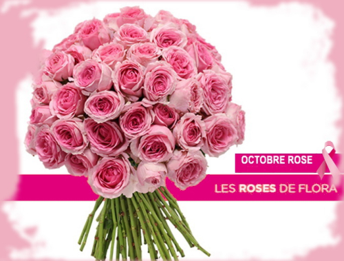 Octobre rose interflora 2