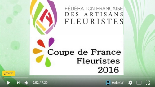 Coupe de France fleuristes