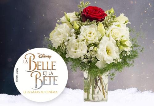 Bouquet Interflora éternelle