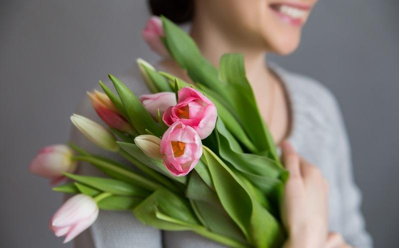 Secretaire-tulipes