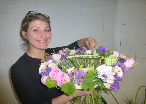 Coupe espoir Interflora gagnante 2014