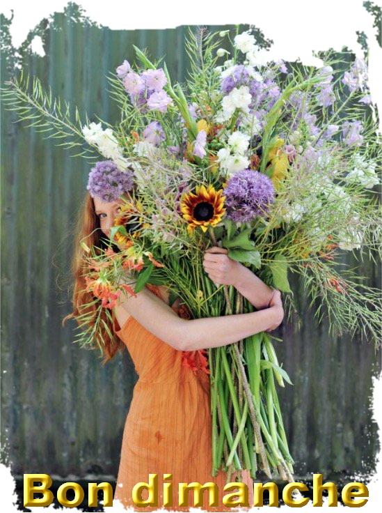 Bouquet été