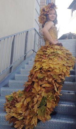 Robe automne 2 Olga Znack