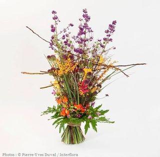 Bouquet éliminatoires coupe du monde interflora R. Eberwein